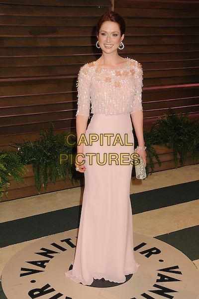 02 March 2014 - West Hollywood, California - Ellie Kemper. 2014 Vanity Fair Oscar Party following the 86th Academy Awards held at Sunset Plaza.  <br /> CAP/ADM/BP<br /> &copy;Byron Purvis/AdMedia/Capital Pictures