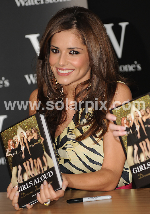 "**ALL ROUND PICTURES FROM SOLARPIX.COM**.**WORLDWIDE SYNDICATION RIGHTS**.""Girls Aloud"" girl band book signing at Waterstones, Picadilly, London.This Pic:Cheryl Cole..JOB REF:7561       SSD     DATE:09.10.08.**MUST CREDIT SOLARPIX.COM OR DOUBLE FEE WILL BE CHARGED* *UNDER NO CIRCUMSTANCES IS THIS IMAGE TO BE REPRODUCED FOR ANY ONLINE EDITION WITHOUT PRIOR PERMISSION*"
