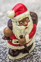 Europe/Allemagne/Bade-Würrtemberg/Forêt Noire/Baiersbronn: Chocolaterie de la Forêt Noire: Père Noël