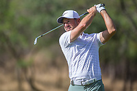 Trevor Immelman (RSA) during the first round at the Nedbank Golf Challenge hosted by Gary Player,  Gary Player country Club, Sun City, Rustenburg, South Africa. 08/11/2018<br /> Picture: Golffile | Heinrich Helmbold<br /> <br /> <br /> All photo usage must carry mandatory copyright credit (&copy; Golffile | Heinrich Helmbold)