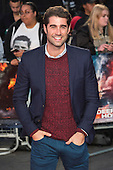 London, UK. 26 September 2016. Matt Johnson. Red carpet arrivals for the European Premiere of the Hollywood movie Deepwater Horizon in Leicester Square. The movie is based on the 2010 Deepwater Horizon explosion and oil spill in the Gulf of Mexico. © Bettina Strenske/Alamy Live News