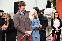 07 January 2019 - Hollywood, California - Bradley Cooper, Lady Gaga . Sam Elliott Hand And Footprint Ceremony held at TCL Chinese Theatre. Photo Credit: Birdie Thompson/AdMedia