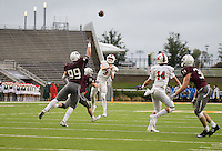 HSFB 2016 Round Rock vs The Woodlands Dec 03