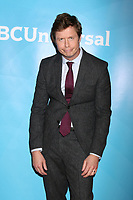 LOS ANGELES - JAN 9:  Anders Holm at the NBC TCA Winter Press Tour at Langham Huntington Hotel on January 9, 2018 in Pasadena, CA