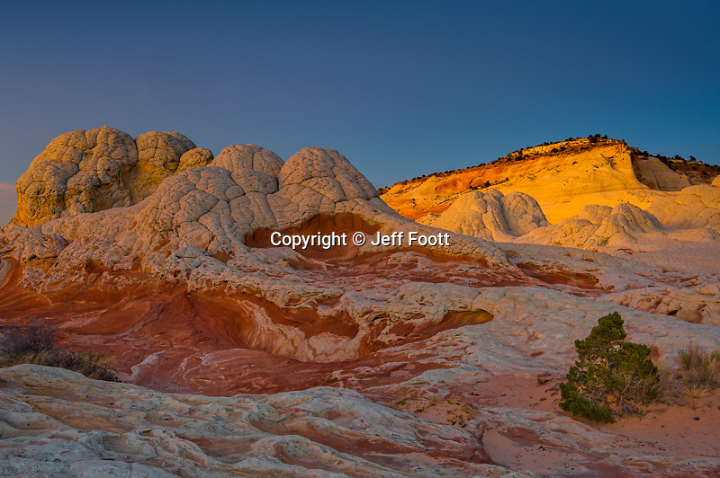 Sand stone formation in Whitepocket, Vermilion Cliffs National Monument.