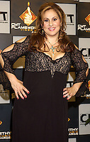 Show Host Kathy Najimy at the first ever CMT Flameworthy Video Music Awards at the Gaylord Entertainment Center in Nashville Tennesee. 6/12/02<br /> Photo by Rick Diamond/PictureGroup.