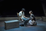 "UMASS production of ""The Trestle at Pope Lick Creek""..© 2008 JON CRISPIN .Please Credit   Jon Crispin.Jon Crispin   PO Box 958   Amherst, MA 01004.413 256 6453.ALL RIGHTS RESERVED."