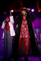 Calabasas, CA - DEC 02:  Macy Gray performs at the One Love Malibu Benefit at King Gillette Ranch on December 2 2018 in Calabasa CA. <br /> CAP/MPI/ISCSH<br /> &copy;MPIISCSH/Capital Pictures