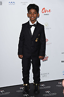 Sunny Pawar<br /> at the London Hilton Hotel for the Asian Awards 2017, London. <br /> <br /> <br /> ©Ash Knotek  D3261  05/05/2017
