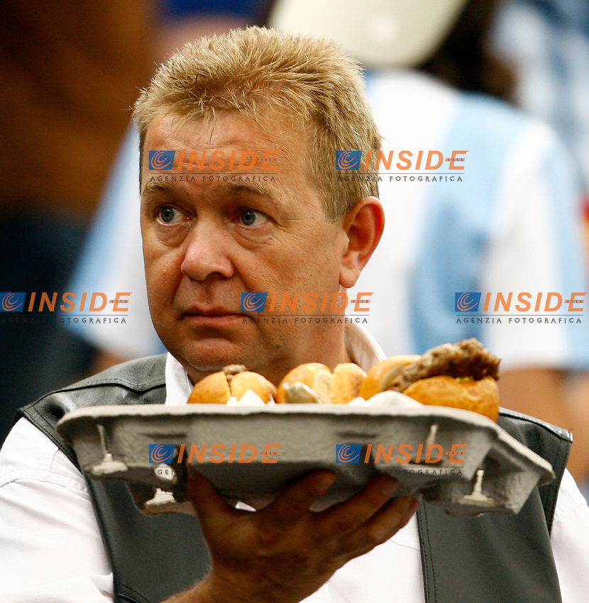 Gelsenkirchen 16/6/2006 World Cup 2006.Argentina Serbia & Montenegro 6-0.Photo Andrea Staccioli Insidefoto