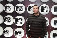 SÃO PAULO, SP - 24.09.2013: FESTA LANÇAMENTO MTV - Badauí vocalista do CPM22 durante a Festa de Lançamento da MTV, a festa ocorre na Casa Preta, região sul de São Paulo, nesta terça-feira (24).  (Foto: Marcelo Brammer/Brazil Photo Press)