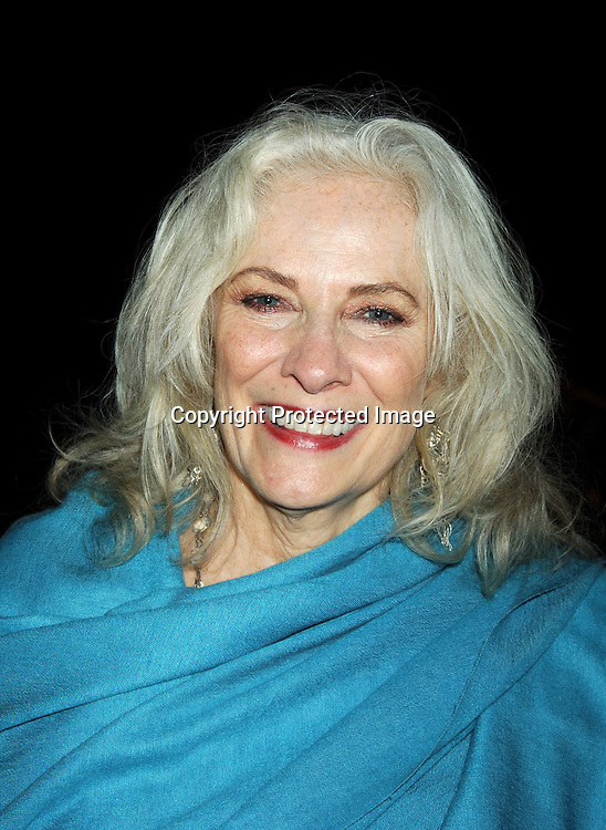 Betty Buckley ..at the Public Theatre's 50th Anniversary Celebration on ..January 30, 2006 at The Time Warner Center. ..Photo by Robin Platzer, Twin Images