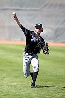 JR Bradley - Missoula Osprey, 2010 Pioneer League.Photo by:  Bill Mitchell/Four Seam Images..