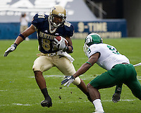 16 September 2006: Pitt wide receiver Derek Kinder (81)..The Michigan State Spartans defeated the Pitt Panthers 38-23 on September 16, 2006 at Heinz Field, Pittsburgh, Pennsylvania.