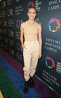 LOS ANGELES, CA -APRIL 7: Alyson Stoner, at Grand Opening Of The Los Angeles LGBT Center's Anita May Rosenstein Campus at Anita May Rosenstein Campus in Los Angeles, California on April 7, 2019.<br /> CAP/MPIFS<br /> &copy;MPIFS/Capital Pictures