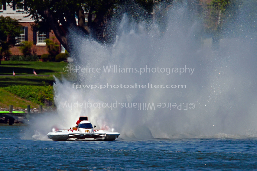 "Ken Brodie II, GP-50 ""Intensity""          (Grand Prix Hydroplane(s)"