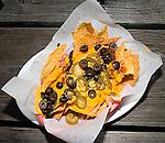 Nachos, Scotty's Restaurant, Coconut Grove, Miami, Florida