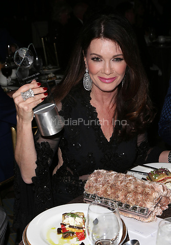 BEVERLY HILLS, CA - April 07: Lisa Vanderpump, At 4th Annual unite4:humanity Gala_Inside At Madame Tussauds  In California on April 07, 2017. Credit: FS/MediaPunch