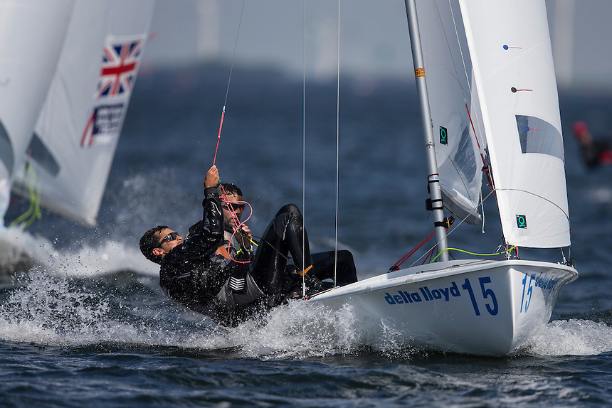 Delta Lloyd Regatta | Day 3 | Medemblik (NED) | Photo : Guilain GRENIER