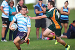 Press Cup Trial game Nelson College v Waimea College, Jubilee Park 1st April 2014,Evan Barnes / Shuttersport.