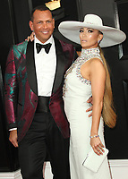 09 March 2018 - Music icon Jennifer Lopez and retired baseball star Alex Rodriguez are engaged after two years of dating. The couple then made their red carpet debut at the Met Gala in May 2017  and have inseparable since. 10 February 2019 - Los Angeles, California - Alex Rodriguez, Jennifer Lopez. 61st Annual GRAMMY Awards held at Staples Center. Photo Credit: AdMedia