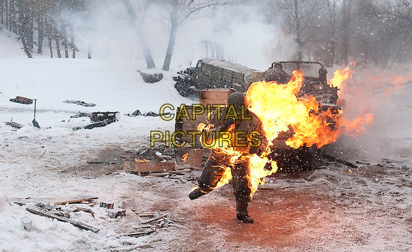 SCENE<br /> in Company of Heroes (2013)<br /> *Filmstill - Editorial Use Only*<br /> CAP/NFS<br /> Image supplied by Capital Pictures