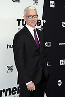 NEW YORK, NY - May 16 : Anderson Cooper at Turner Upfront 2018 at Madison Square Garden in New York. May 16, 2018 Credit:/RW/MediaPunch