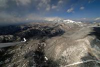 4415 / Sange de Christo: AMERIKA, VEREINIGTE STAATEN VON AMERIKA, NEW MEXICO,  (AMERICA, UNITED STATES OF AMERICA), 10.09.2006: Sangre de Christo Mountains bei Santa Fee und Taos
