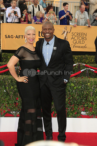 Terry Crews at the 2015 Screen Actor Guild Awards at the Shrine Auditorium on January 25, 2015 in Los Angeles, CA David Edwards/DailyCeleb/MediaPunch