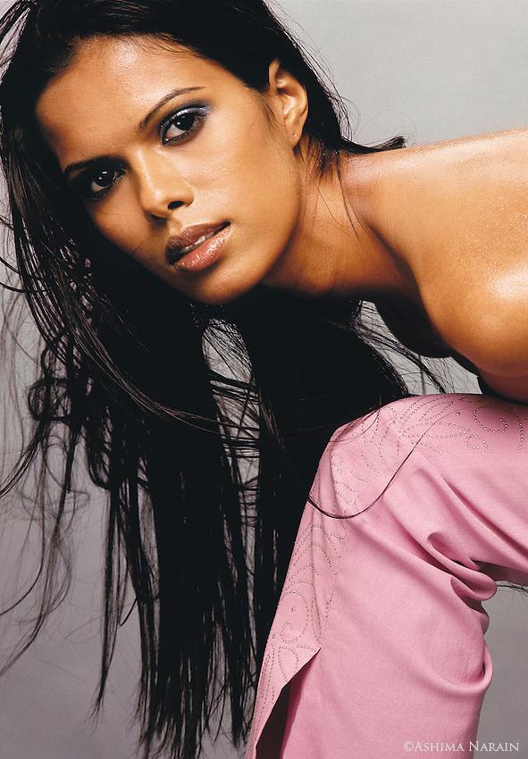 Tinu Verghese, Model.
