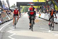 2017-09-24 VeloBirmingham  42 HM Finish