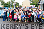 Paul Moynihan from Killarney and Laura Heffernan from Killorglin celebrated christening of their daughter Molly Kate Moynihan surrounded by friends and family in the Inn Between Bar, Beaufort last Sunday