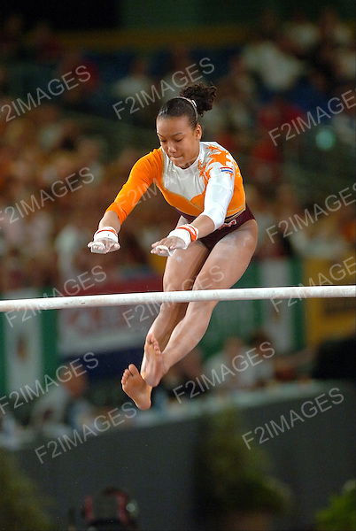 April 2007.European Championships in Amsterdam. Individual Apparatus Finals.<br /> Photos Alan Edwards&copy;