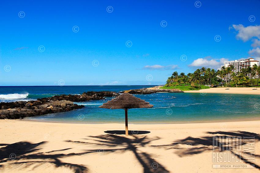 Ko Olina Lagoon, West Oahu.