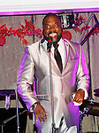 Broadway performer Phillip Boykin - New Year's Eve 2016 at The Copacabana, New York City, New York. (Photo by Sue Coflin/Max Photos)  suemax13@optonline.net