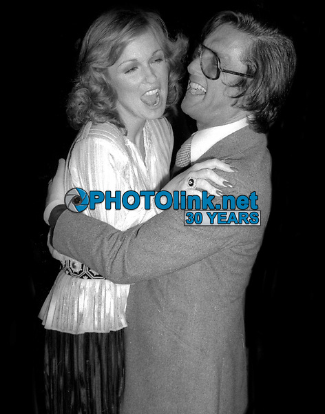 Phyllis George Robert Evans 1978<br /> Photo By Adam Scull/PHOTOlink.net