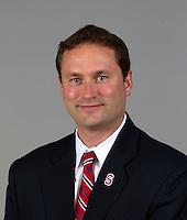Jamie Breslin, a member of Stanford University Football team. Photo taken on  Wednesday June 26, 2013.