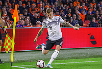 Eckball Toni Kroos (Deutschland Germany) - 24.03.2019: Niederlande vs. Deutschland, EM-Qualifikation, Amsterdam Arena, DISCLAIMER: DFB regulations prohibit any use of photographs as image sequences and/or quasi-video.