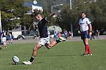 NELSON, NEW ZEALAND - March 23: E'Stel Tasman Trophy Nelson v Wanderers at Trafalgar Park on March 23 2018 in Nelson, New Zealand. (Photo by: Evan Barnes Shuttersport Limited)
