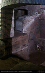 Treasure Room under Podium Temple of Juno Sospita 194 BC Crypt San Nicola in Carcere Rome