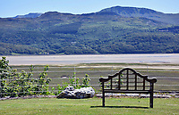 BNPS.co.uk (01202 558833)<br /> Pic: WalterLloydJones/BNPS<br /> <br /> Views towards Snowdonia.<br /> <br /> Famous explorers Snowdonia home for sale...<br /> <br /> The former home of 'Boys Own' hero Maj Bill Tilman, with spectacular views across an estuary to Snowdonia, has come on the market for £1.35 million.<br /> <br /> The war hero, mountaineer, yachtsman and novelist lived in the idyllic home for many years untill his mysterious disapearance in the South Atlantic in 1977.<br />  <br /> In the 1930s Major Harold William Tilman conducted inspection missions at Mount Everest, reaching 27,000ft without oxygen.<br />  <br /> His work helped gather information for Sir Edmund Hillary and Tenzing Norgay's record-breaking ascent in 1953.<br />  <br /> Maj Tilman, who served at The Somme in the First World War and fought in World War Two aged in his 40s, wrote about his adventures from the library of his Snowdonia home.