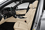 Front seat view of a 2018 BMW 5 Series 530i 4 Door Sedan front seat car photos