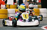 Comer Cadet, Kimbolton, Lewis Hamilton, Karting.