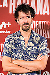 "The director of the film, Félix Viscarret attends to the presentation of the spanish film ""Vientos de la Habana"" in Madrid. September 27, 2016. (ALTERPHOTOS/Borja B.Hojas)"