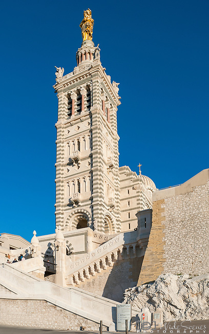 Notre-Dame de la Garde Basilica, Marseille, France