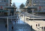 20080110 - France - Aquitaine - Pau<br /> LE CENTRE PIETONNIER DE PAU : LA PLACE CLEMENCEAU.<br /> Ref : PAU_029.jpg - © Philippe Noisette.