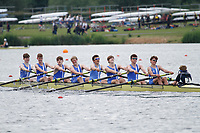 J15 1st 8+  National Schools 2017