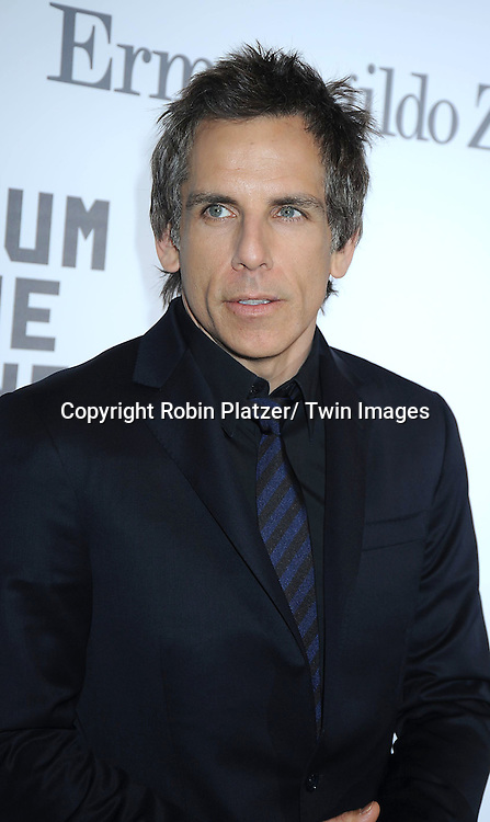 Ben Stiller attending The Museum of the Moving Image Salute to Alec Baldwin on .February 28, 2011 at Cipriani 42nd Street in New York City.
