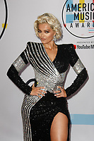 LOS ANGELES, CA - OCTOBER 09: Bebe Rexha attends the 2018 American Music Awards at Microsoft Theater on October 9, 2018 in Los Angeles, California.  <br /> CAP/MPI/IS<br /> &copy;IS/MPI/Capital Pictures