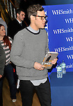 Will Young  signing copies of his new book  'Funny Peculiar ' at   WHSmith Milton Keynes  02/11/12